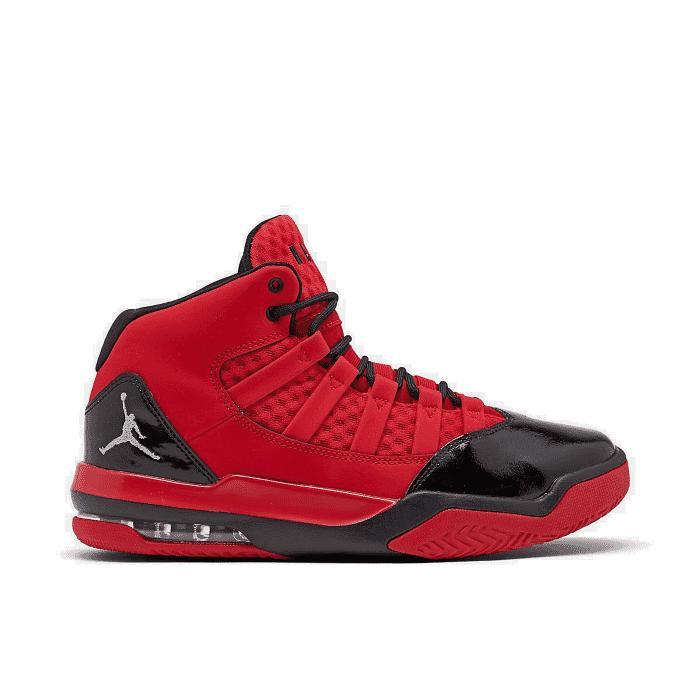 Nike Aura Shoes Red Black CU4929-600 Men's NEW