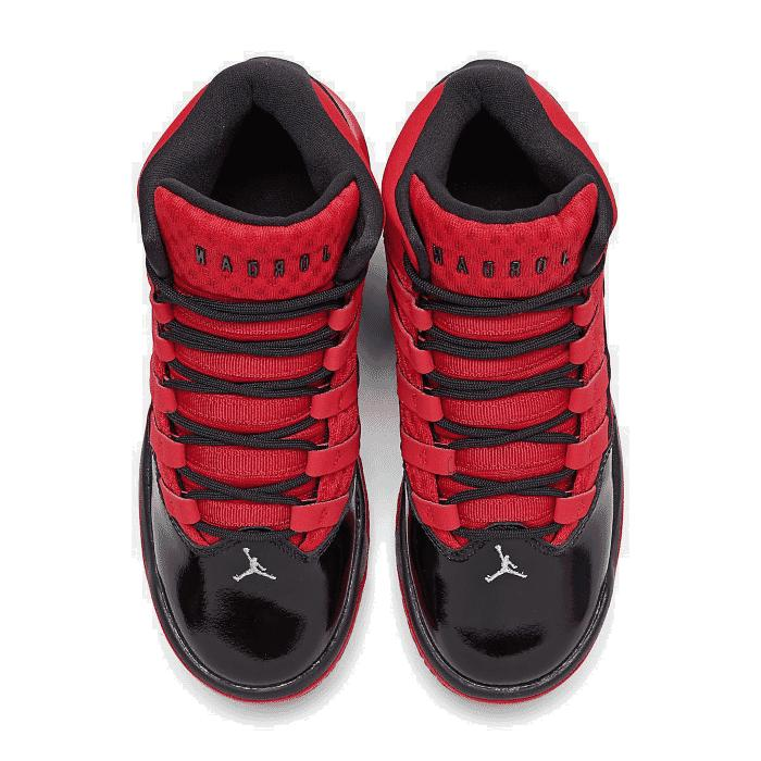 Nike Jordan Aura Shoes Red Black