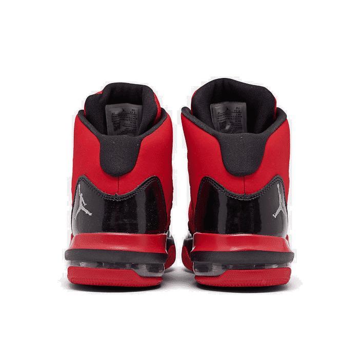 Nike Jordan Aura Basketball Shoes Red Black Men's