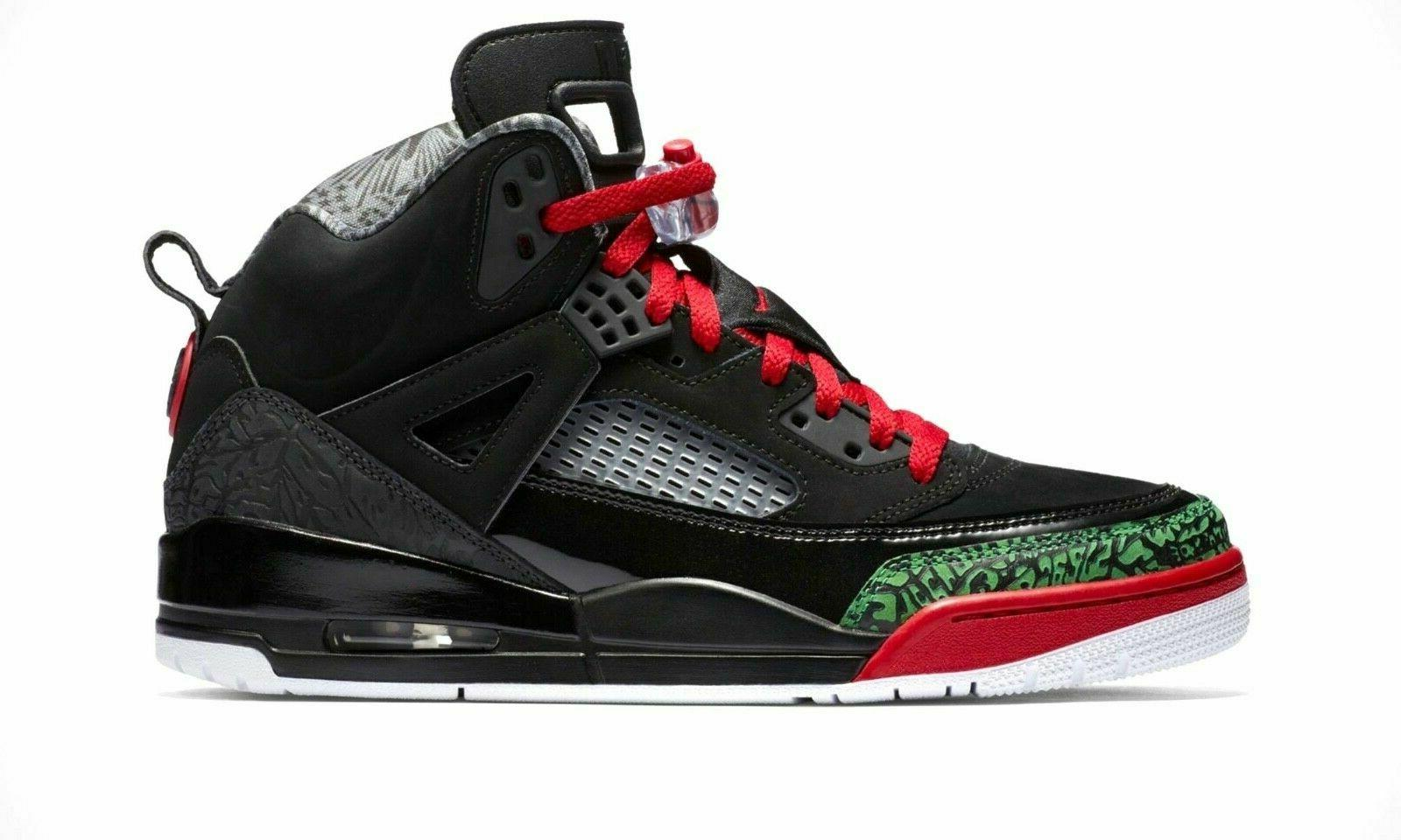 Nike Air Basketball Shoes Green 315371-026 Men's
