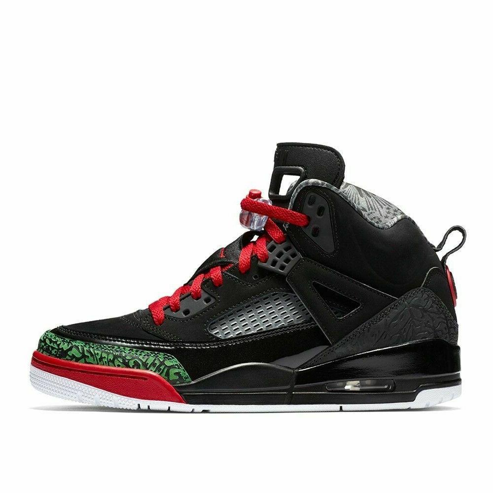 Nike Air Basketball Shoes Green 315371-026