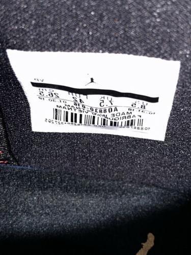 "Air Jordan XXXIII 33 ""Tiger Camo"" Basketball Men's Size 8.5"