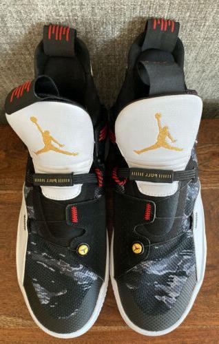 "Air XXXIII ""Tiger Camo"" Basketball"