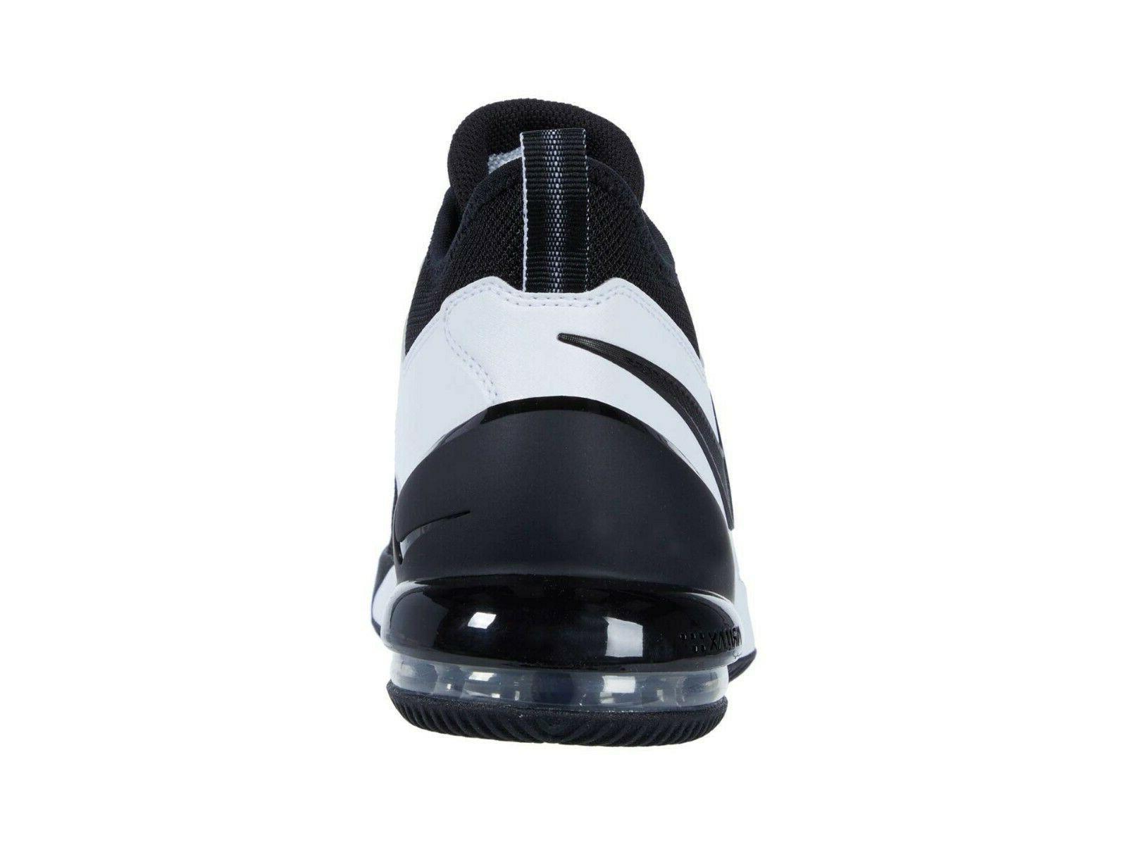 Nike AIR MAX Mens Black/Black-White CI1396-004 Shoes
