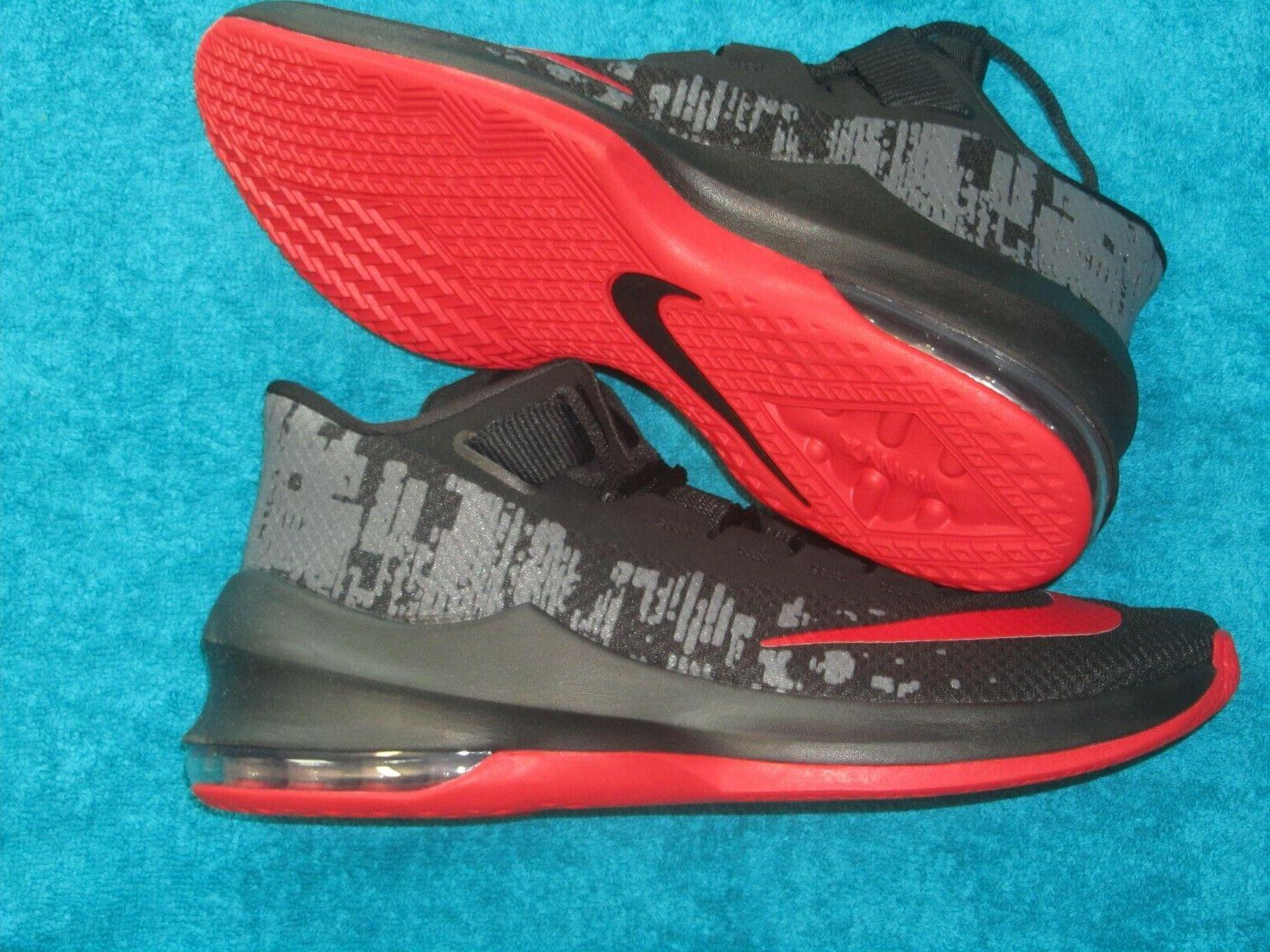 NIKE AIR MAX INFURIATE 2 MEN'S BASKETBALL SHOES