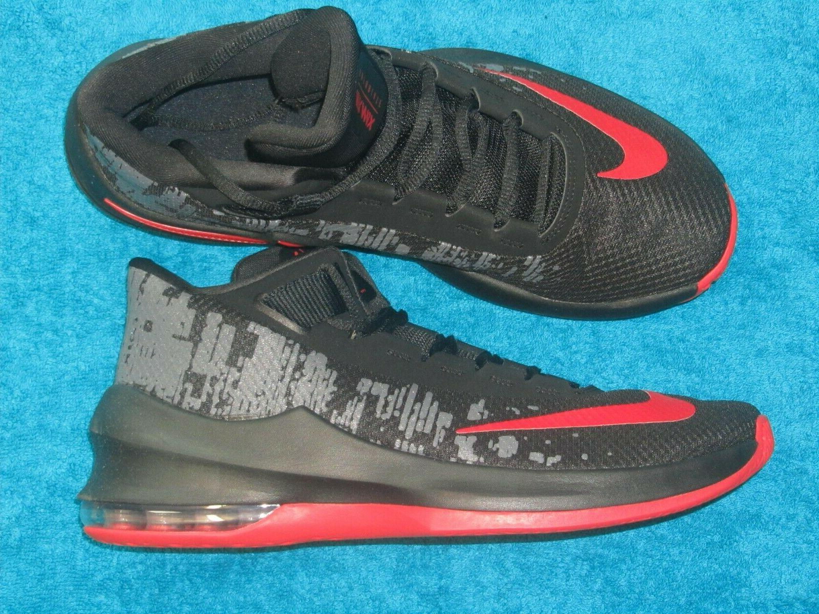 NIKE AIR MAX INFURIATE 2 SHOES $94VALUE