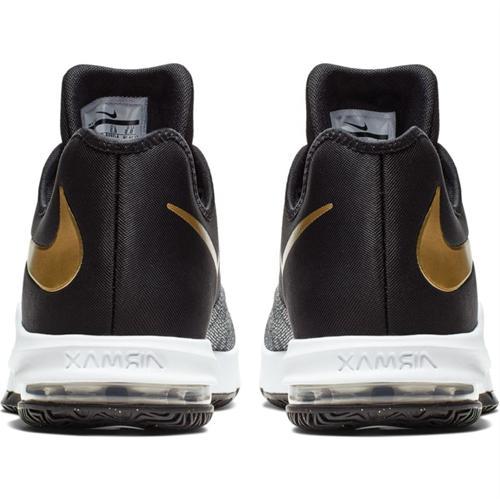 Nike Air III Low Basketball Shoes Gold NIB