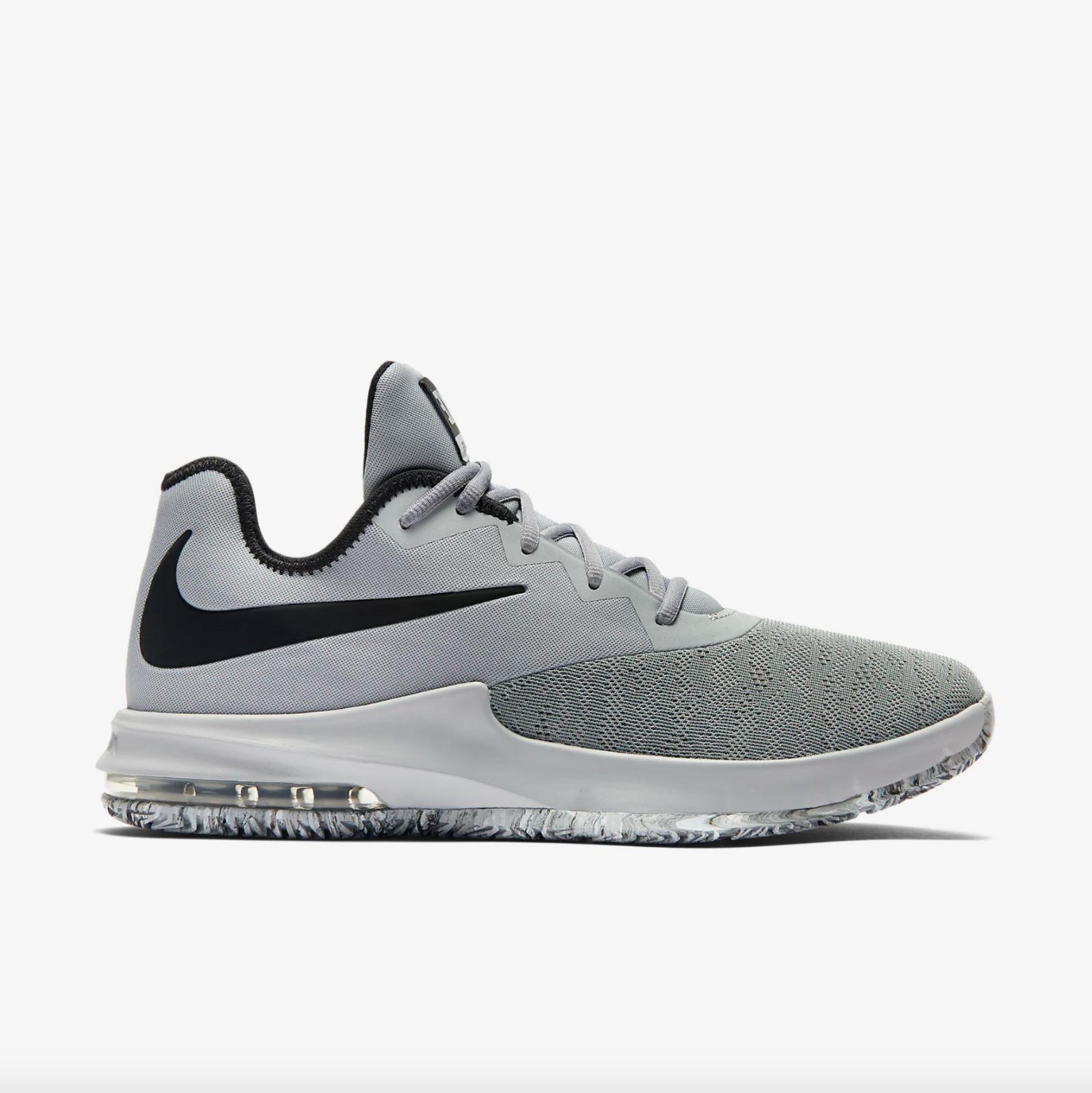 Nike Air Max 90 Essential gris Homme Baskets 661499