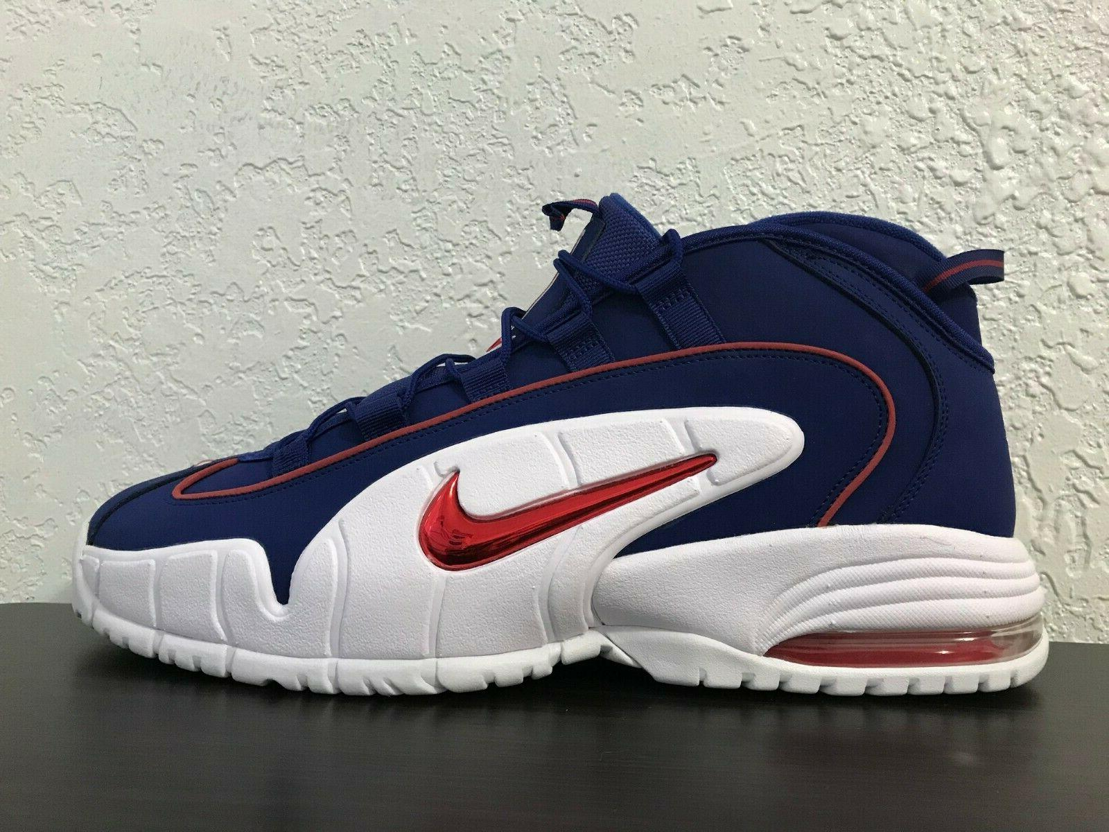 Nike Air Max Penny 1 Size 15 Lil Penny Basketball Sneakers
