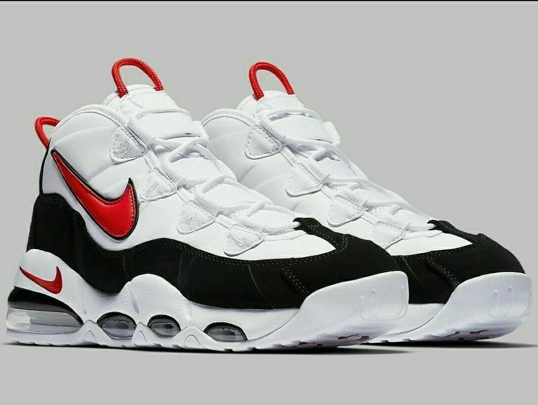 Nike Air Max Uptempo '95 Men's CK0892 101 Black NIB