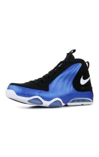 Air Max Wavy Basketball Shoes, Blue, Mens, 12, AV8061-002