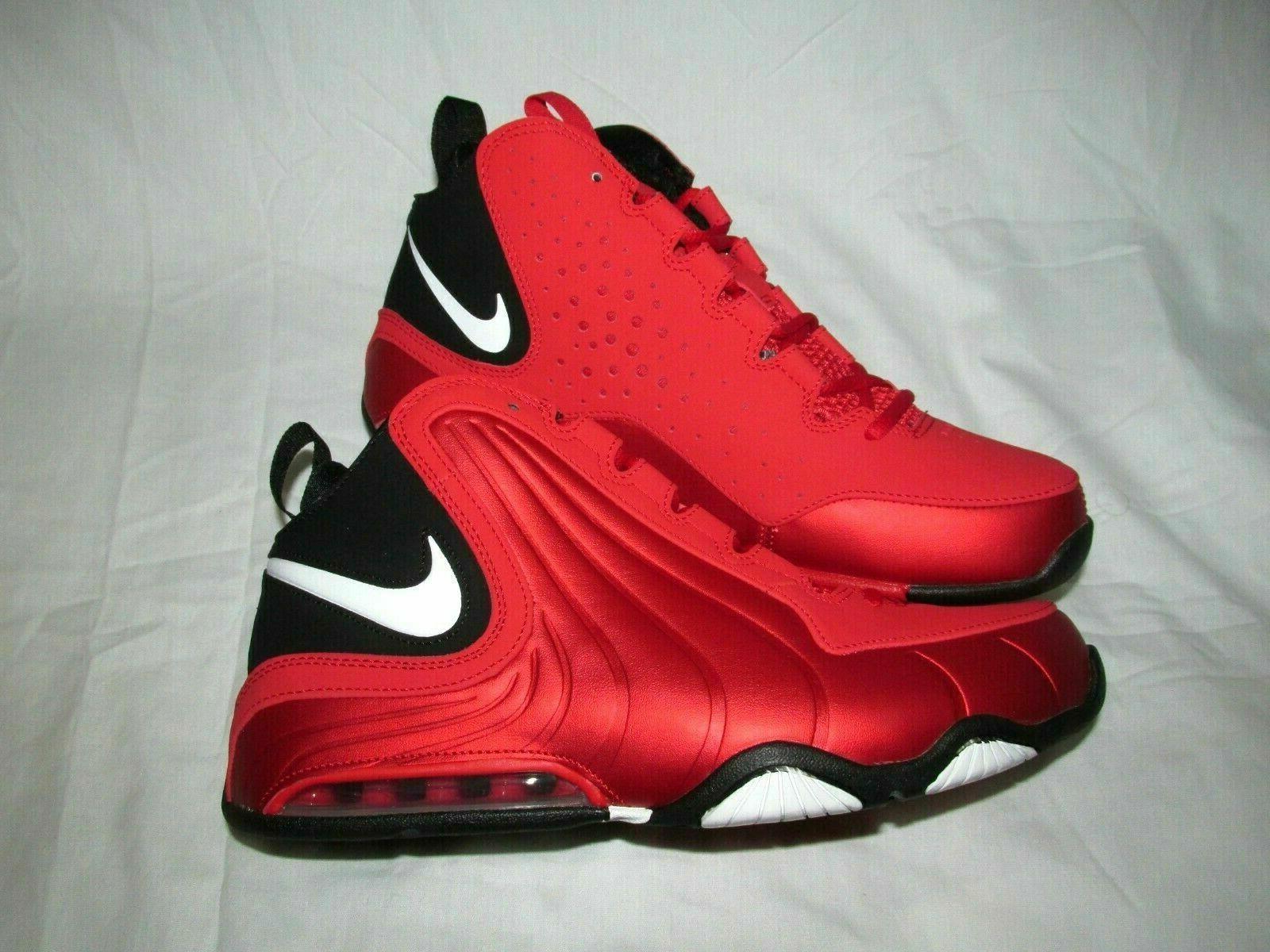 Nike Max Mens Basketball Shoes Red AV8061-600