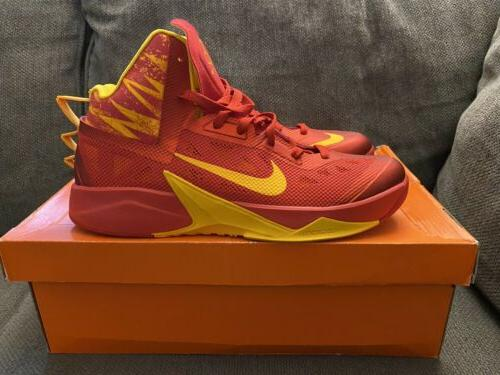 Nike PE Sample Sz 12 Aaron Brooks Rockets Hawks Jordan