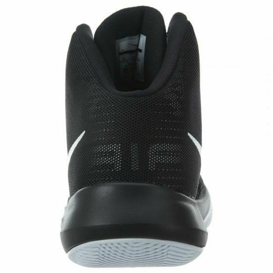 Nike Precision Shoes Gray Men's