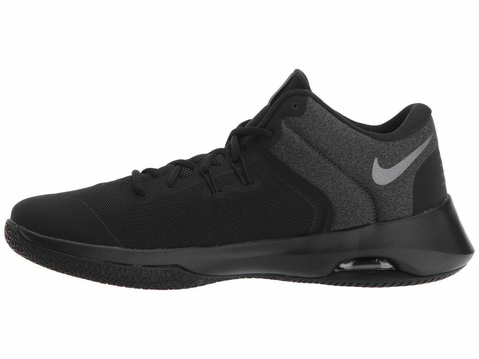 Nike Air NBK Men's Basketball AA3819 002 Black Dark Grey