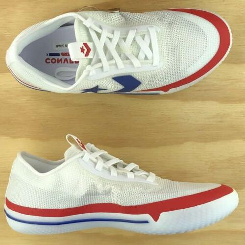 Converse Star BB City Pack White Basketball 167292C Size