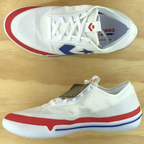 Converse All Star Pro BB Pack White Blue Basketball