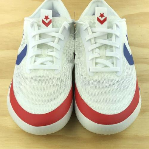 Converse BB City Red White Basketball 167292C Size