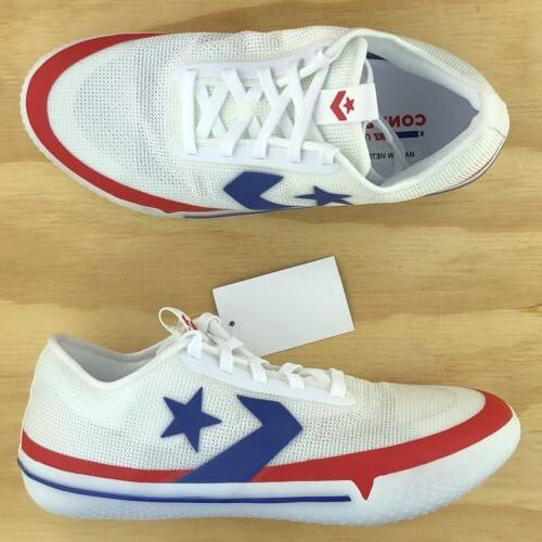 Converse BB White Basketball Shoes 167292C