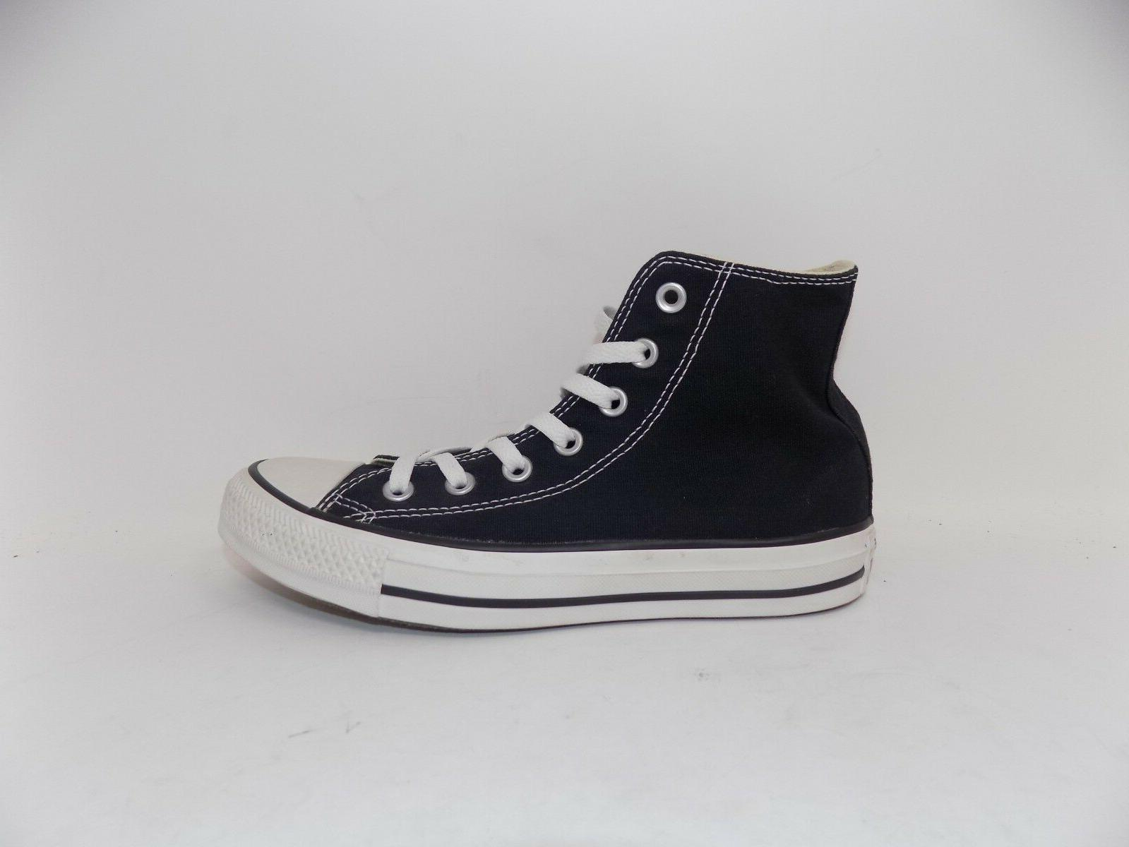 Converse Star Black Canvas Basketball