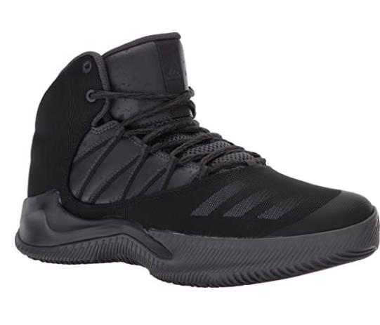 Adidas Inspired Men's Basketball Black