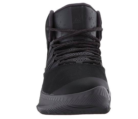 Adidas Ball Inspired Men's Basketball Shoes Black