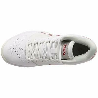 ASICS GELHOOP V11 White Red 1061A015