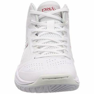 ASICS Basketball V11 White Red US8.5