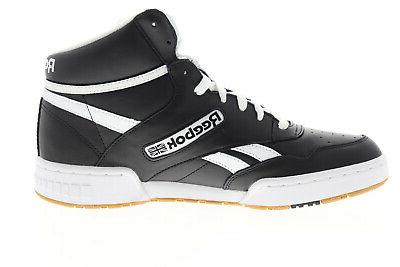 Reebok BB 4600 Mens Black Up Athletic Basketball
