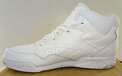 REEBOK Basketball Shoes White NWD 6.5 to 15M