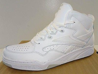 bb4600 mid men s basketball shoes white