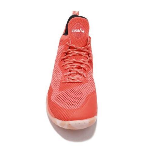 Asics Blaze Nova Orange White Men Shoes Sneakers