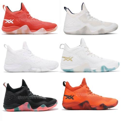 blaze nova hi gel men basketball shoes