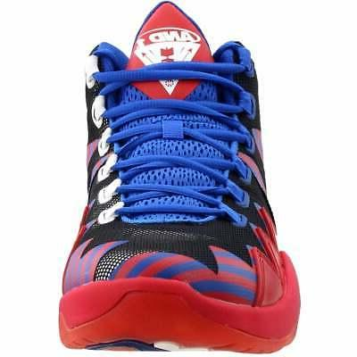 AND1 Shoes - Red - Mens