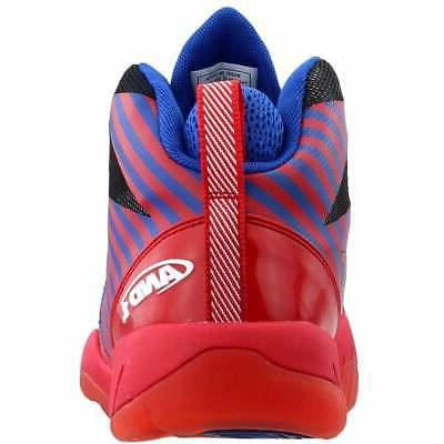 AND1 Boom Shoes Red - Mens