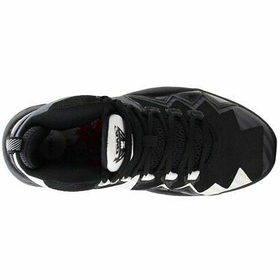 AND1 Boom Shoes - Black -