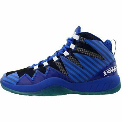 AND1 Basketball Shoes - Blue