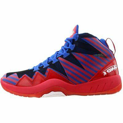 AND1 - Red Mens