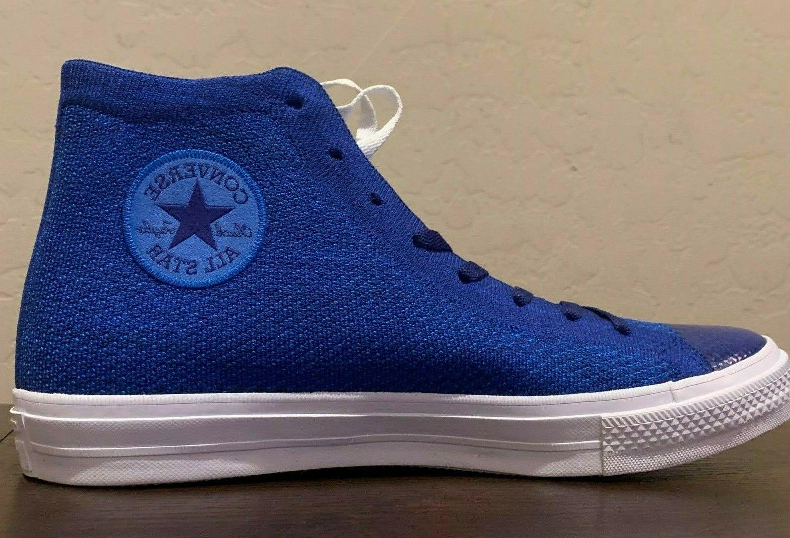 CONVERSE CHUCK STAR FLYKNIT MENS SHOES NEW 156733C