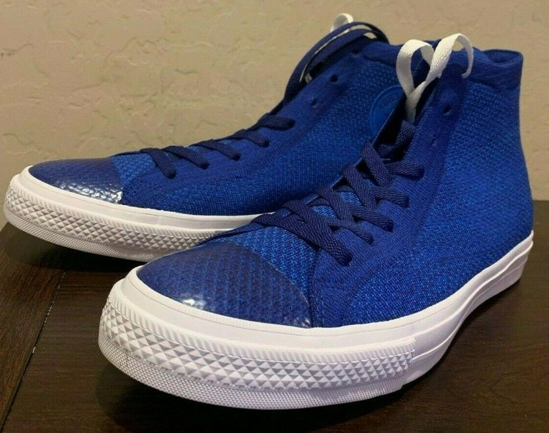 CONVERSE STAR FLYKNIT SHOES size 12 NEW 156733C