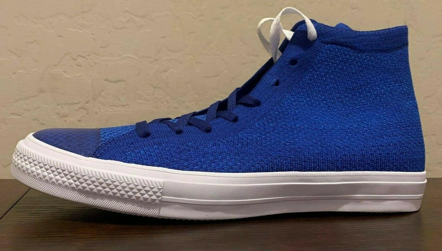 CONVERSE STAR FLYKNIT SHOES size $110 NEW 156733C