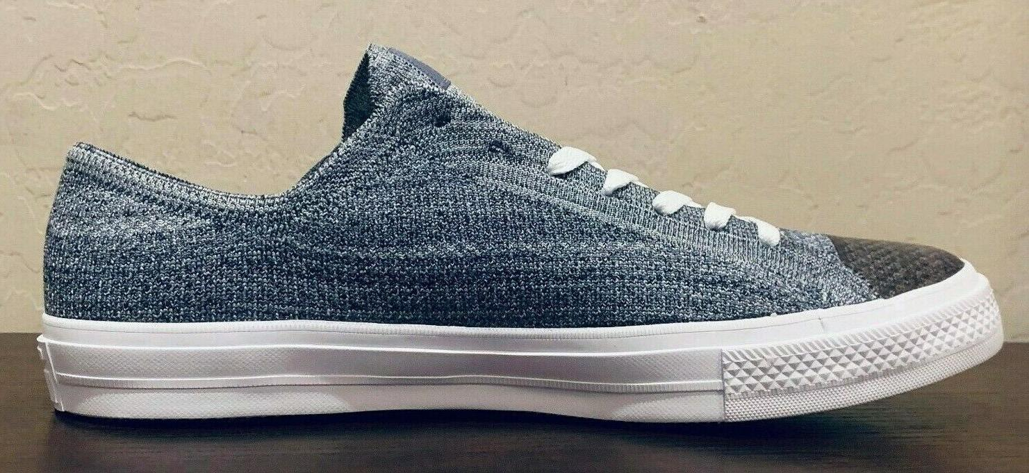 CONVERSE CHUCK TAYLOR STAR II FLYKNIT MENS OX SHOES $90 NEW 157594C