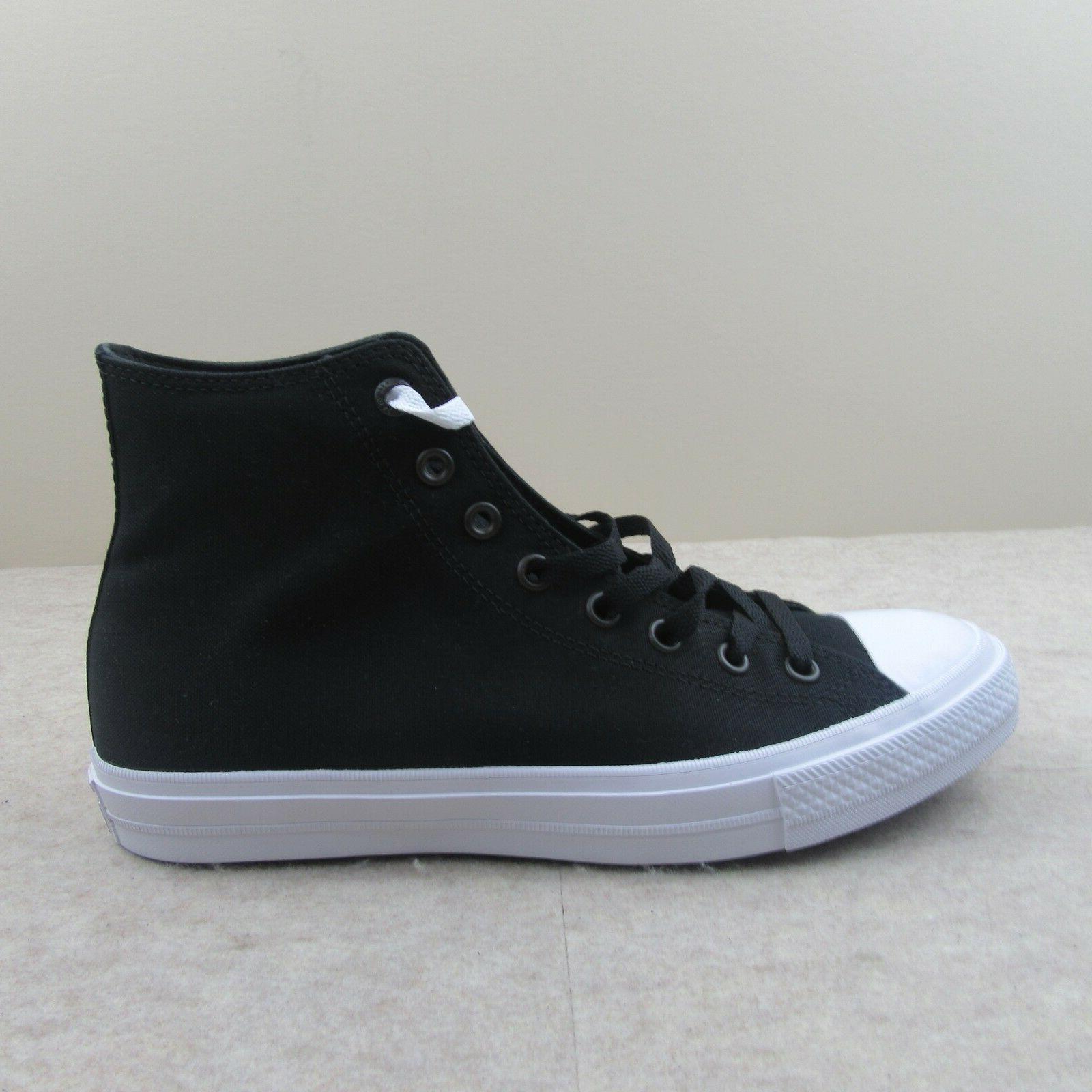 Converse Star II Lunarlon Black 150143C Size