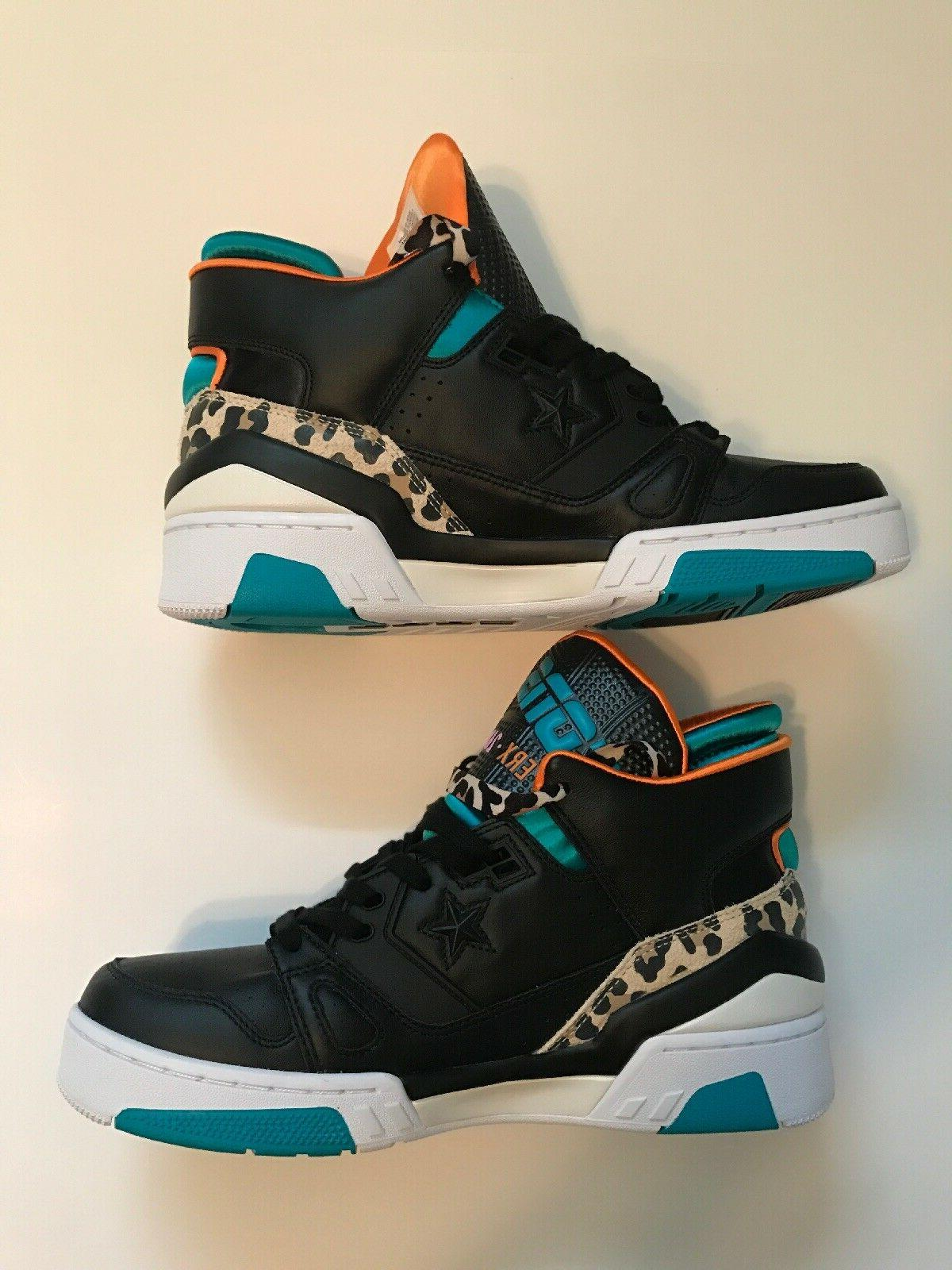 Basketball Sneakers Mid Black Sz