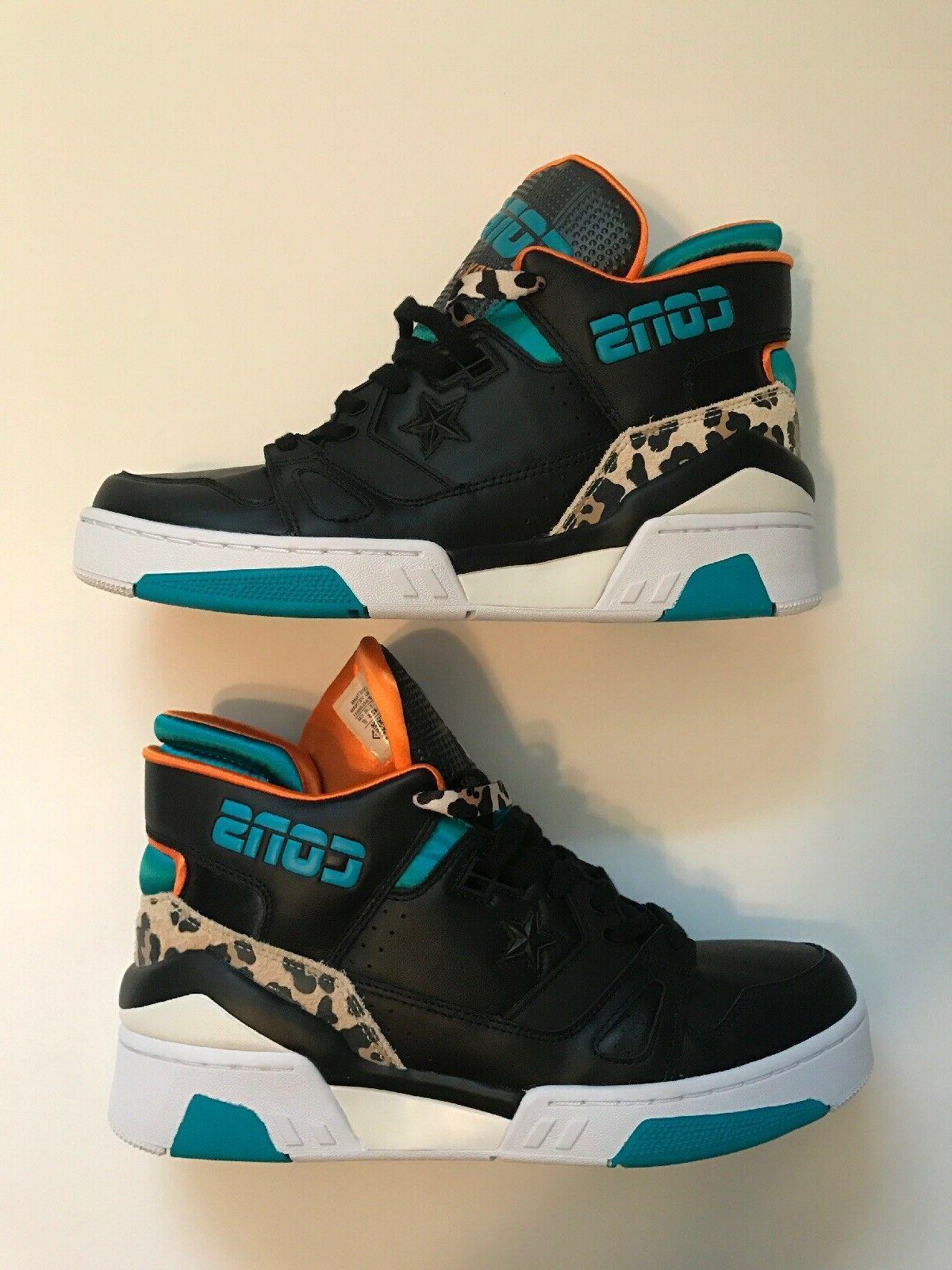 Converse Basketball Shoes Mid Black Sz