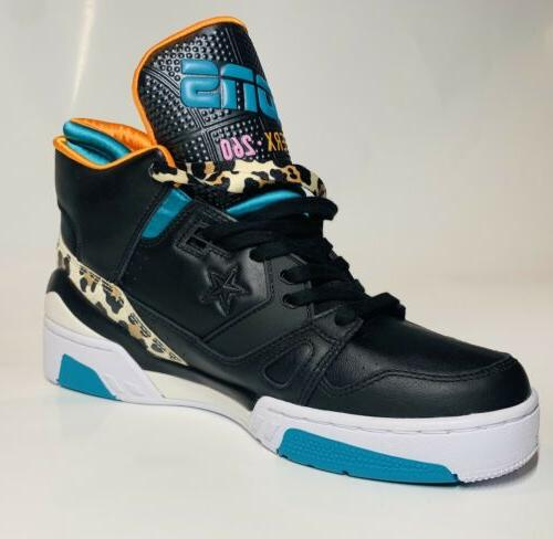Converse Basketball Shoes Sneakers Mid Teal