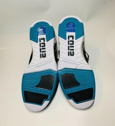 Converse Cons ERX 260 Basketball Cheetah Mid Teal Sz 8