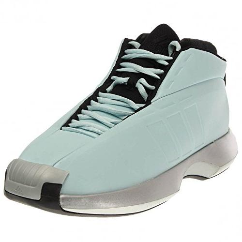 crazy 1 basketball sneakers blue
