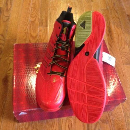 Adidas Howard Basketball Large Foot Shoes