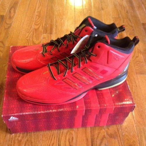 Adidas D Basketball Large Foot Running Shoes